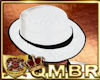 QMBR Fedora Wht&Blk