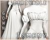 [Is] Aline Ruffle Dress