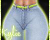 RXL Neon Jeans