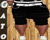 G)Baggy Short Black
