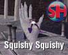[SH] Squishy Hand Statue