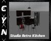 Studio Retro Kitchen
