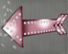 Baby Pink Arrow