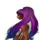 Audery hair color pony