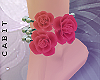 [c] Rose and Pearls