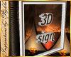 Derivable 3D Sign
