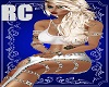 RC WHITE  COMBAD OUTFIT