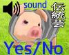 pig pet with sound