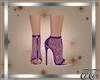 Christa Shoes Purple