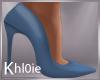 K kate blue heels