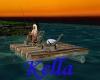 [K] Fishing Raft