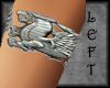 Dragon Upper Armband L