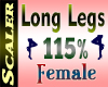 Long Legs Resizer 115%