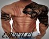 Tiger Jungle Body Art