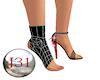 R Aircast Shoes  Mesh