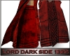 Red Marbled Robe