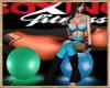 ~H~Workout Balls Seat