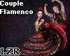 Dance Couple Flamenco N1