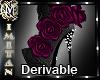 (MI) Deriva. Roses shoes