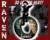 RETRO LETTER O SEAT!