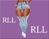 RLL Ripped Jeans