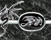 [LD]Silver Dragon Ring M