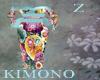 Kimono Turquoise