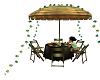 Clairmont party table