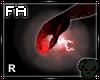 (FA)HandLightning Red R.