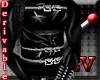 EV GOTH LATEX M!w gloves