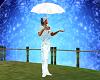 White Umbrella 2