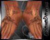 Lily Tattoo Feet