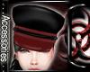 [I] Leatherette Hat