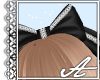 Lace Princess Bow~ Black