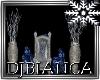 [DJB] Santa Snowflake