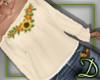 [D] Sunflower Top