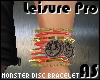 AS Monster Disc Bracelet