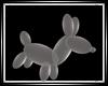 Dp Dog Balloon Grey