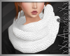 (A) Baggy Scarf White