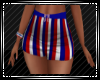 Red White & Blue Shorts