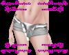 Andro Shorts - Godless
