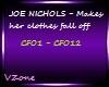 JOE NICHOLS-Clothes fall