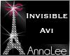 [A-L] Invisibility M/F