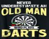 Old Darts Tee-Shirt
