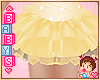 ! ✿ Kids Yellow Tutu *