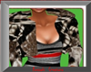 Layerable Snakeskin Coat