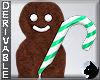 !Standing Gingerbreadman