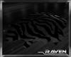Dark Zebra Rug