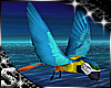 SC: Barbados Blue Parrot