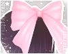F. Babydoll Bow Pinku